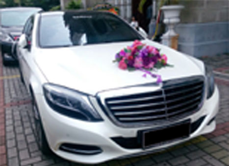 wedding car mercedes benz