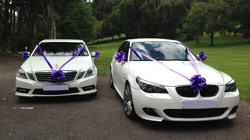 rohayat wedding car
